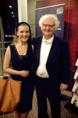 Richard Gill who I worked with in Postgrad Opera